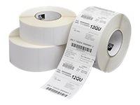 Zebra Z-Ultimate 3000T - Polyester - glänzend - permanenter Acrylklebstoff - weiss - 70 x 200 mm 1 Rolle(n) Etiketten