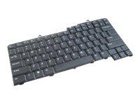 Dell - Tastatur - mit DualPoint - Deutsch - für Dell Latitude E5550