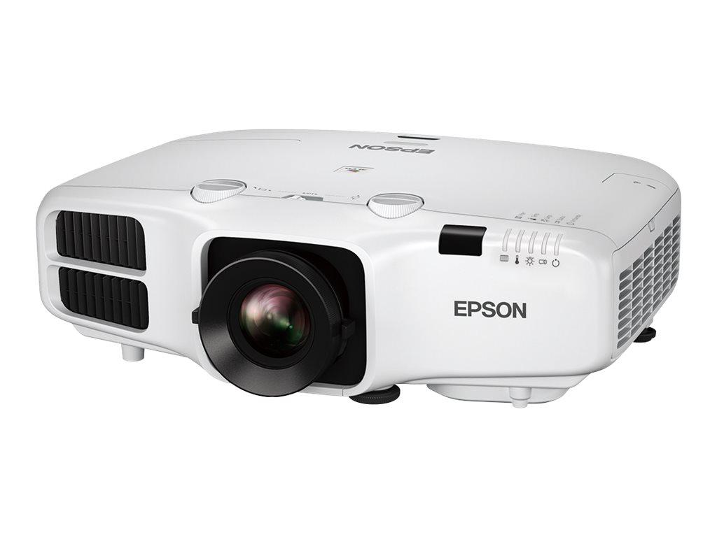 Epson EB-5520W - LCD-Projektor - 5500 lm (weiss) - 5500 lm (Farbe) - WXGA (1280 x 800) - 16:10