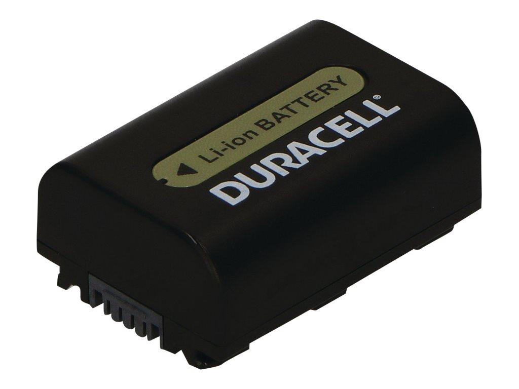 Duracell - Batterie - Li-Ion - 650 mAh - für Sony Cyber-shot DSC-HX200; Handycam DCR-SR72, SR75, SR77, SR80, SR82, SX30, SX31, S