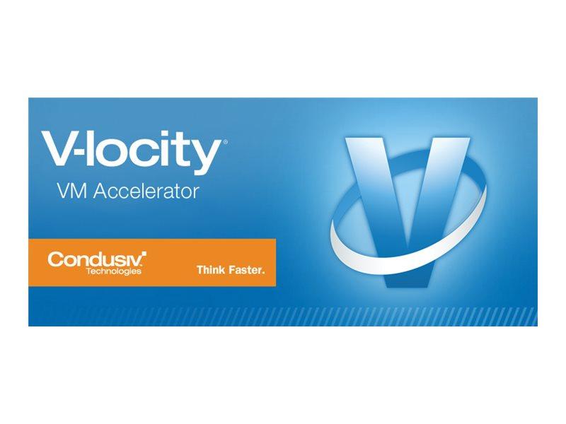 V-locity - (v. 6) - Lizenz - 1 Quad-Socket-Host - academic, Volumen - 1-9 Lizenzen