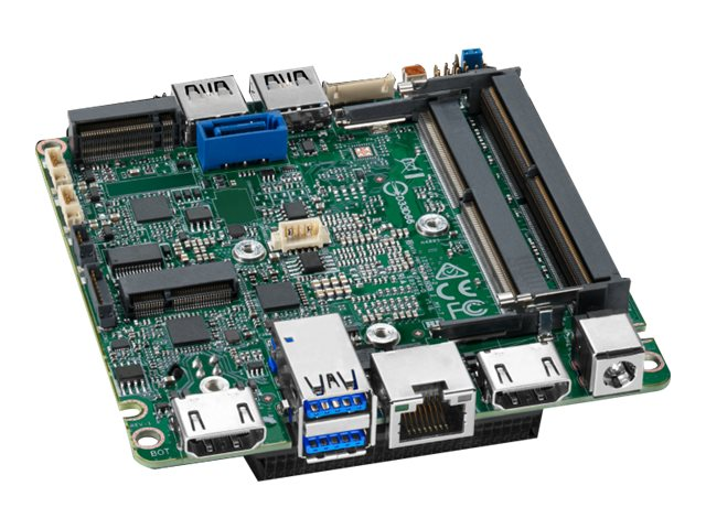 Intel Next Unit of Computing Board NUC7I3DNBE - Motherboard - UCFF - Intel Core i3 7100U - USB 3.0 - Gigabit LAN