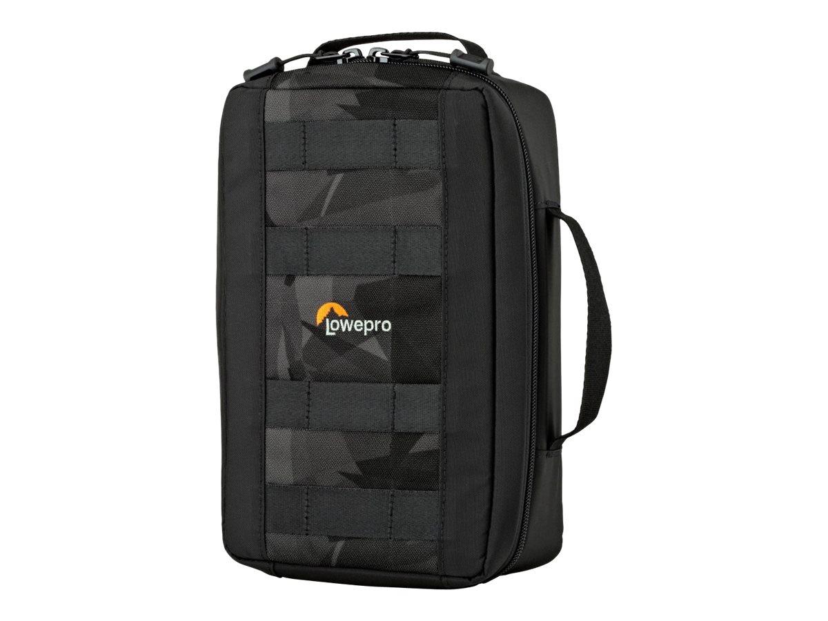 Lowepro Viewpoint CS 80 - Tasche für 3 Actionkameras - 600D Polyester, 420D-Polyester - fraktales Tarnmuster