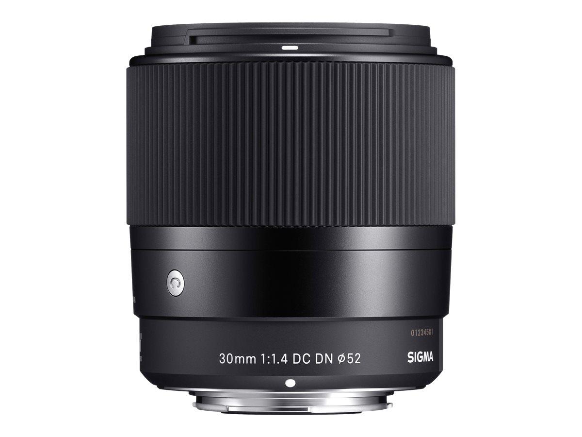 Sigma Contemporary - Objektiv - 30 mm - f/1.4 DC DN - Sony E-mount