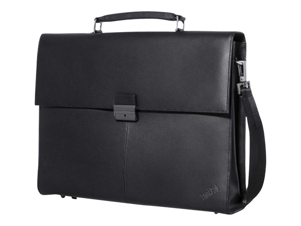 Lenovo ThinkPad Executive Leather Case - Notebook-Tasche - 35.8 cm (14.1