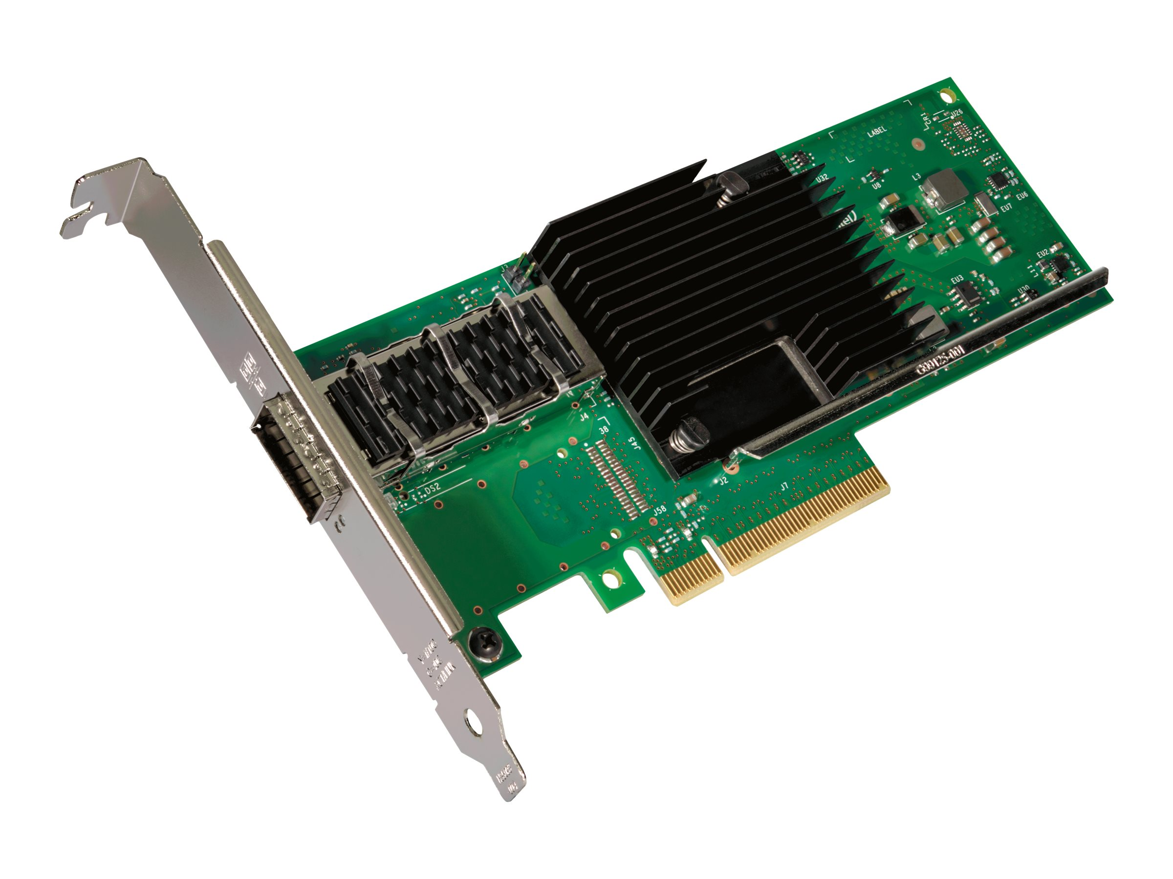 Intel Ethernet Converged Network Adapter XL710-QDA1 - Netzwerkadapter - PCIe 3.0 x8 Low-Profile - 40 Gigabit QSFP+ x 1