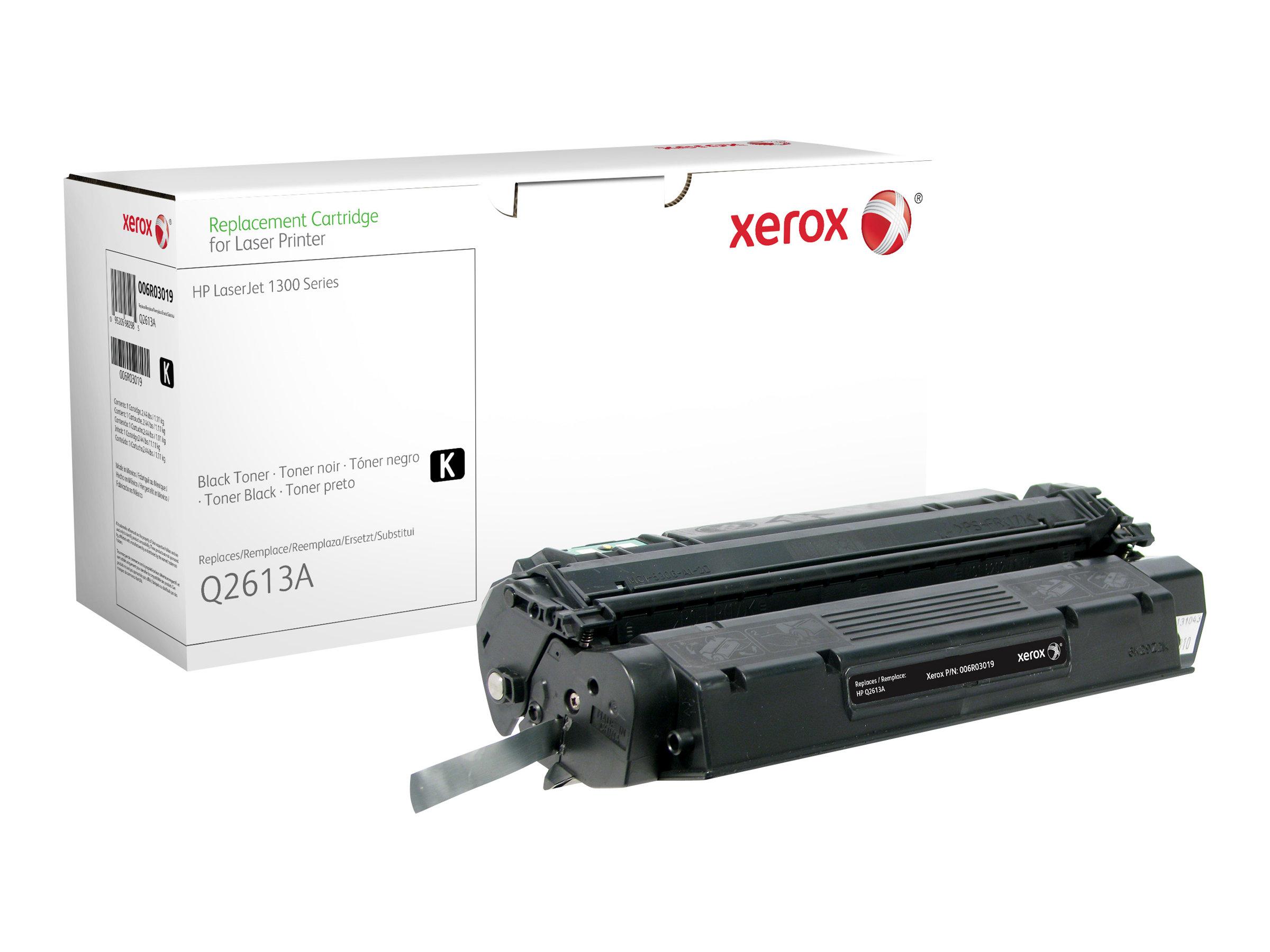 Xerox - Schwarz - Tonerpatrone (Alternative zu: HP Q2613A) - für HP LaserJet 1300, 1300n, 1300xi