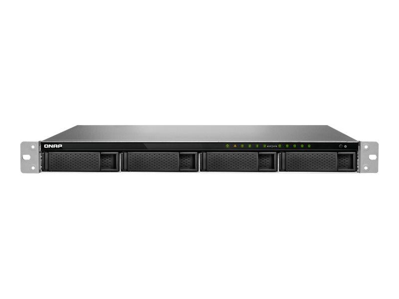 QNAP TVS-972XU - NAS-Server - 9 Schächte - Rack - einbaufähig - SATA 6Gb/s