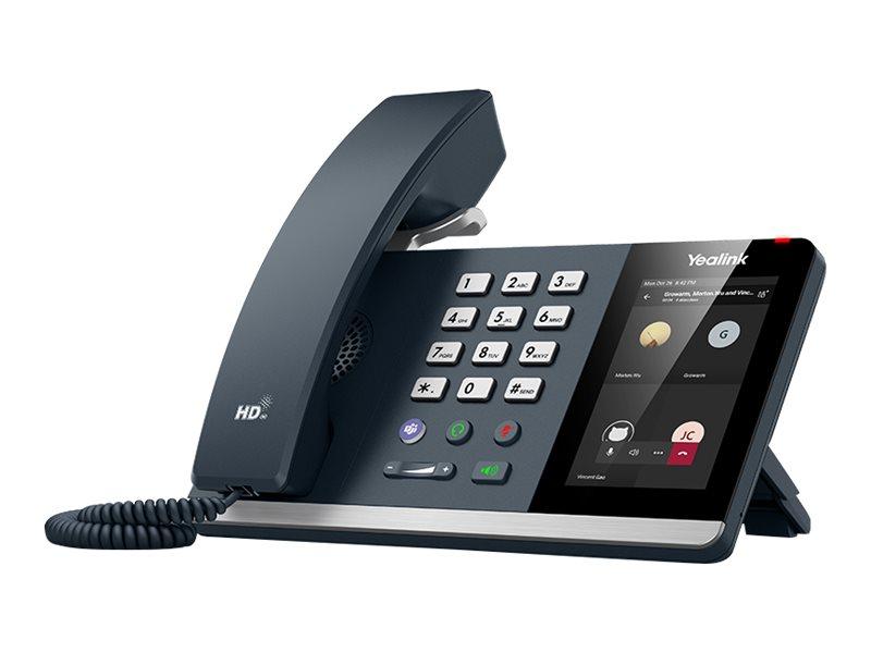 Yealink MP54 - Teams Edition - VoIP-Telefon - SIP - Classic Gray