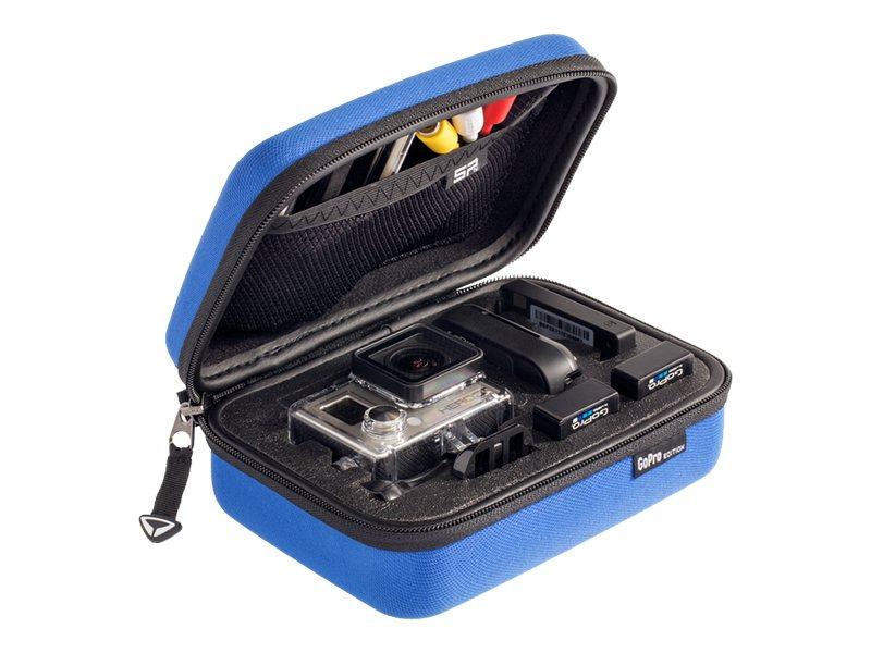 SP P.O.V. XS - Tasche für Kamera - Blau - für GoPro HD HERO2; HERO3; HERO3+