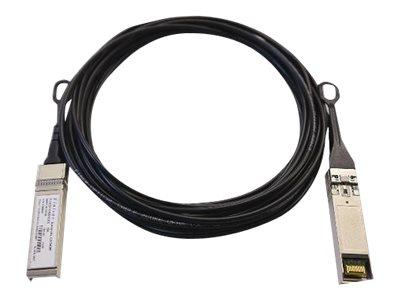 Dell 10GbE - Netzwerkkabel - SFP+ bis SFP+ - 10 m - Glasfaser - aktiv