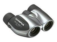 Olympus DPC I - Fernglas 10 x 21 - Porro - Silver Metallic