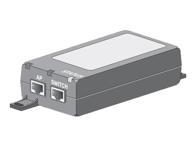 Cisco Aironet Power Injector - Power Injector - Wechselstrom 100-240 V - 15.4 Watt - für Aironet 1602e Controller-based, 1602e S