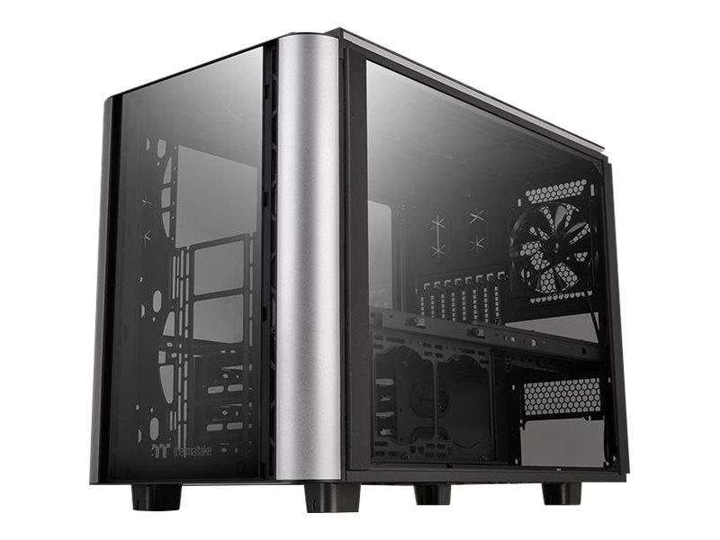 Thermaltake Level 20 XT - Tower - Erweitertes ATX - ohne Netzteil (PS/2) - Schwarz - USB/Audio