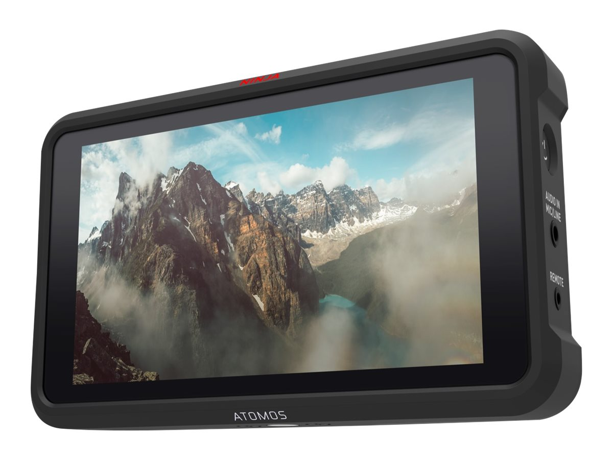 Atomos Ninja V - LCD/DVR-Kombination - Farbe - on-camera - 13.2 cm (5.2