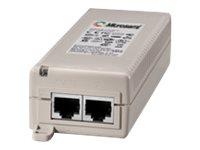 Microchip PD-3501G/AC Midspan - Power Injector - Wechselstrom 110-240 V - 15.4 Watt - Ausgangsanschlüsse: 1 - Europa