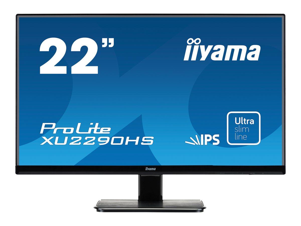 iiyama ProLite XU2290HS-1 - LED-Monitor - 55.9 cm (22
