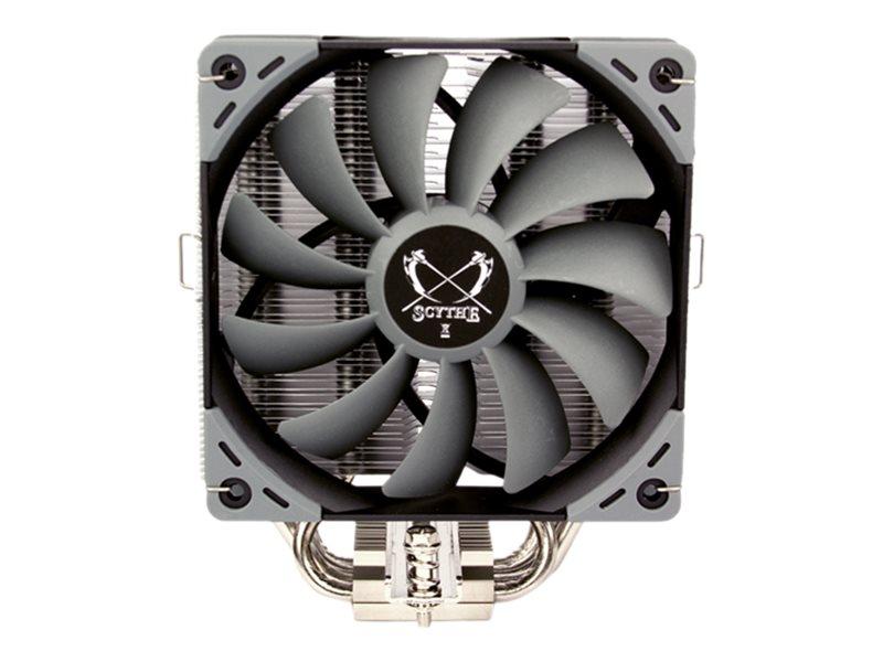 Scythe Kotetsu Mark II - Prozessor-Luftkühler - (für: LGA775, LGA1156, AM2, AM2+, LGA1366, AM3, LGA1155, AM3+, LGA2011, FM1, FM2