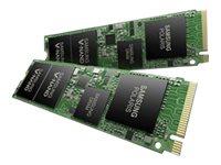 Samsung PM961 MZVLW256HEHP - Solid-State-Disk - verschlüsselt - 256 GB - intern - M.2 2280
