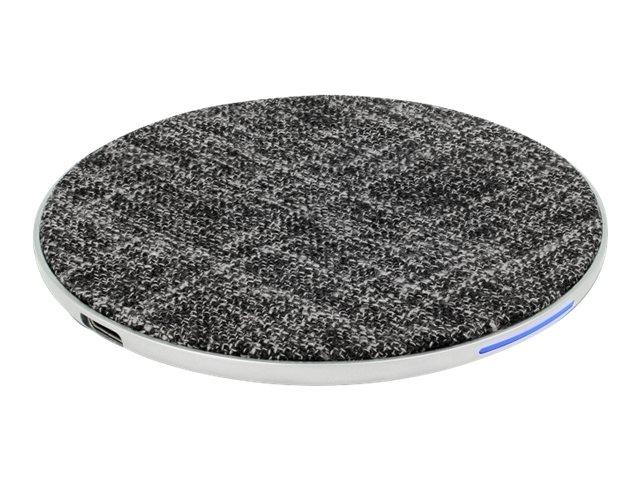 Delock Wireless Qi Fast Charger - Induktive Ladematte - 10 Watt - Fast Charge