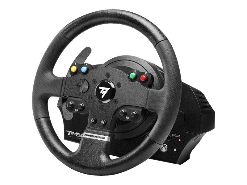 ThrustMaster TMX Force Feedback - Lenkrad- und Pedale-Set - kabelgebunden - für PC, Microsoft Xbox One