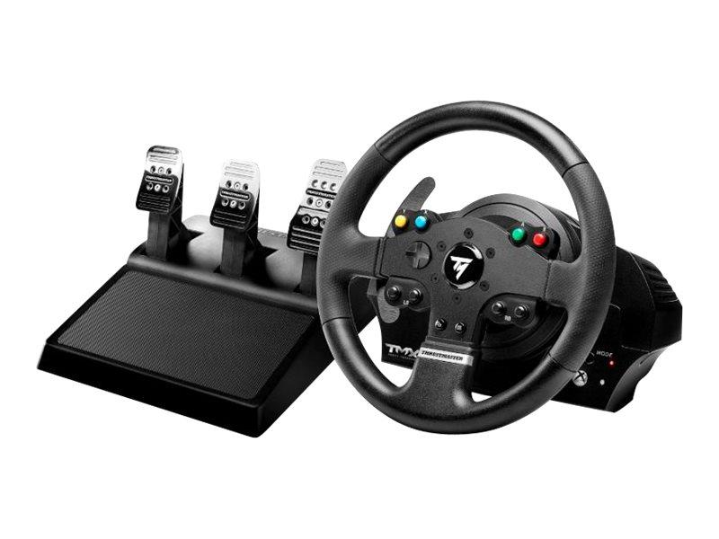 ThrustMaster TMX PRO - Lenkrad- und Pedale-Set - kabelgebunden - für PC, Microsoft Xbox One