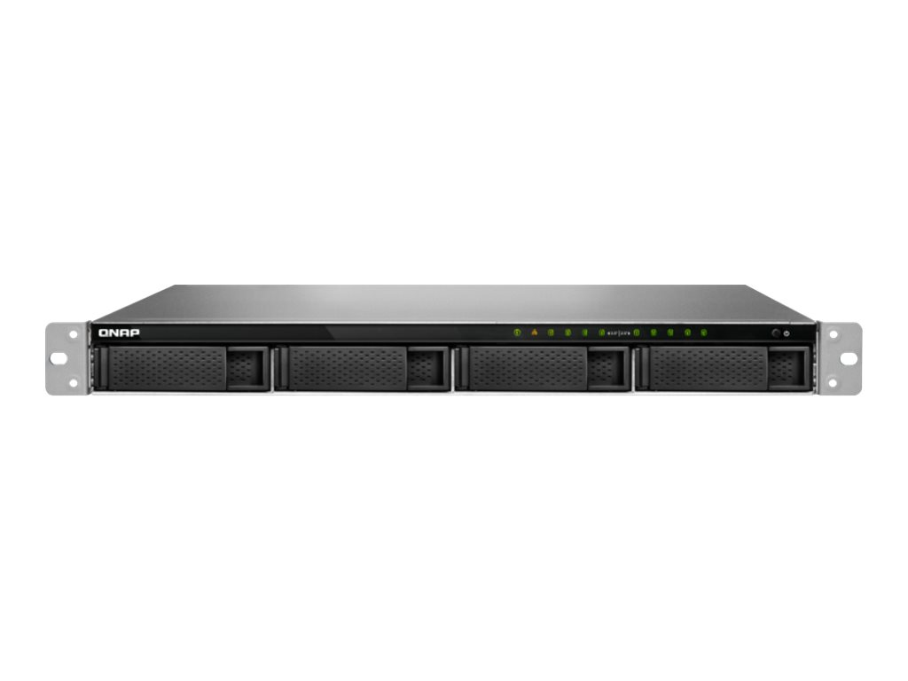 QNAP TVS-972XU-RP - NAS-Server - 9 Schächte - Rack - einbaufähig - SATA 6Gb/s