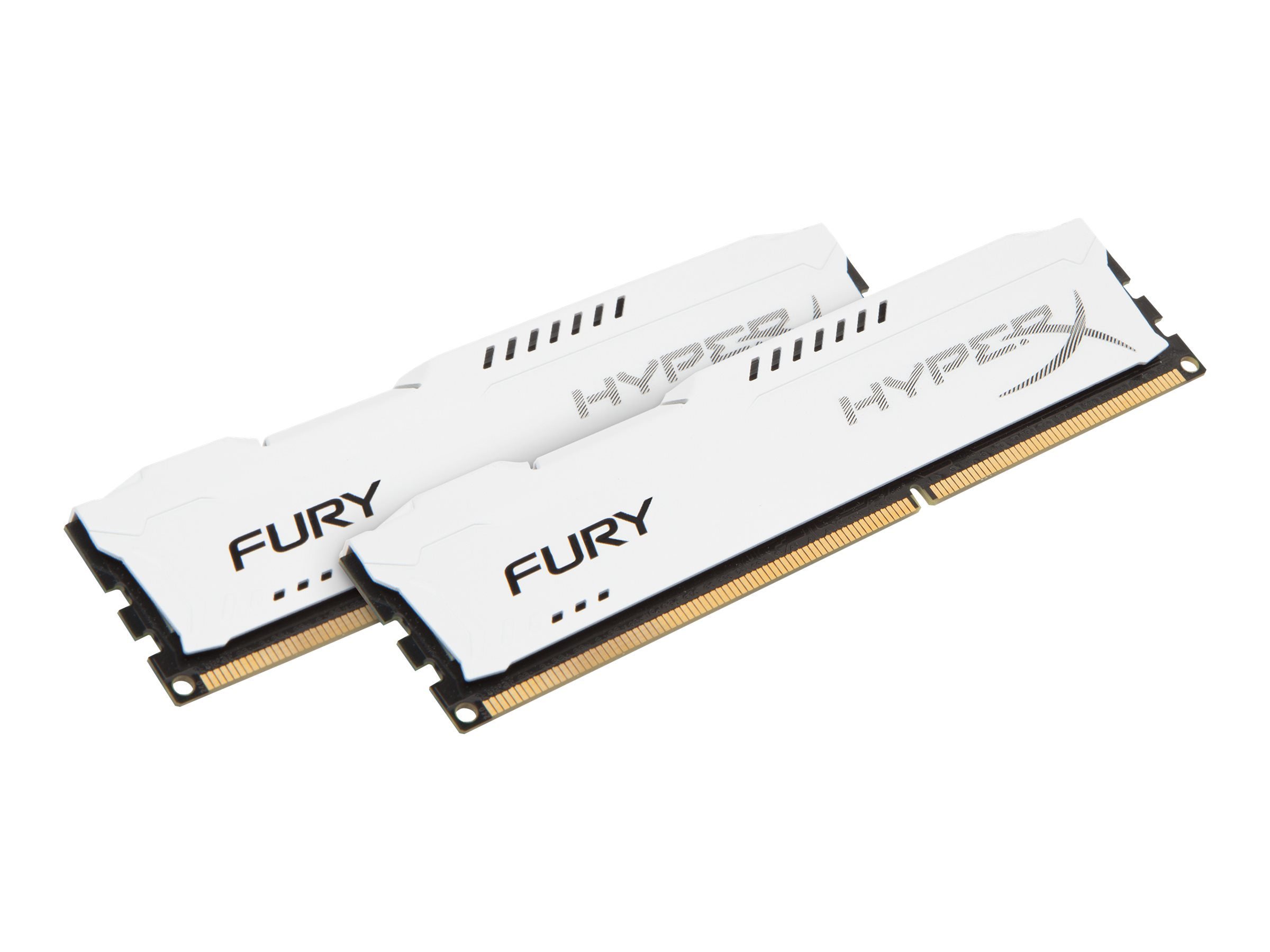 HyperX FURY - DDR3 - 16 GB: 2 x 8 GB - DIMM 240-PIN - 1866 MHz / PC3-14900 - CL10
