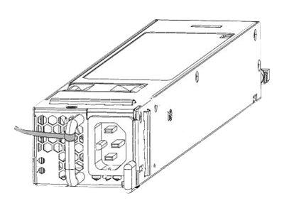 Cisco Back-to-Front Cooling - Stromversorgung redundant / Hot-Plug (Plug-In-Modul) - Wechselstrom 100-240 V - 750 Watt - wiederh