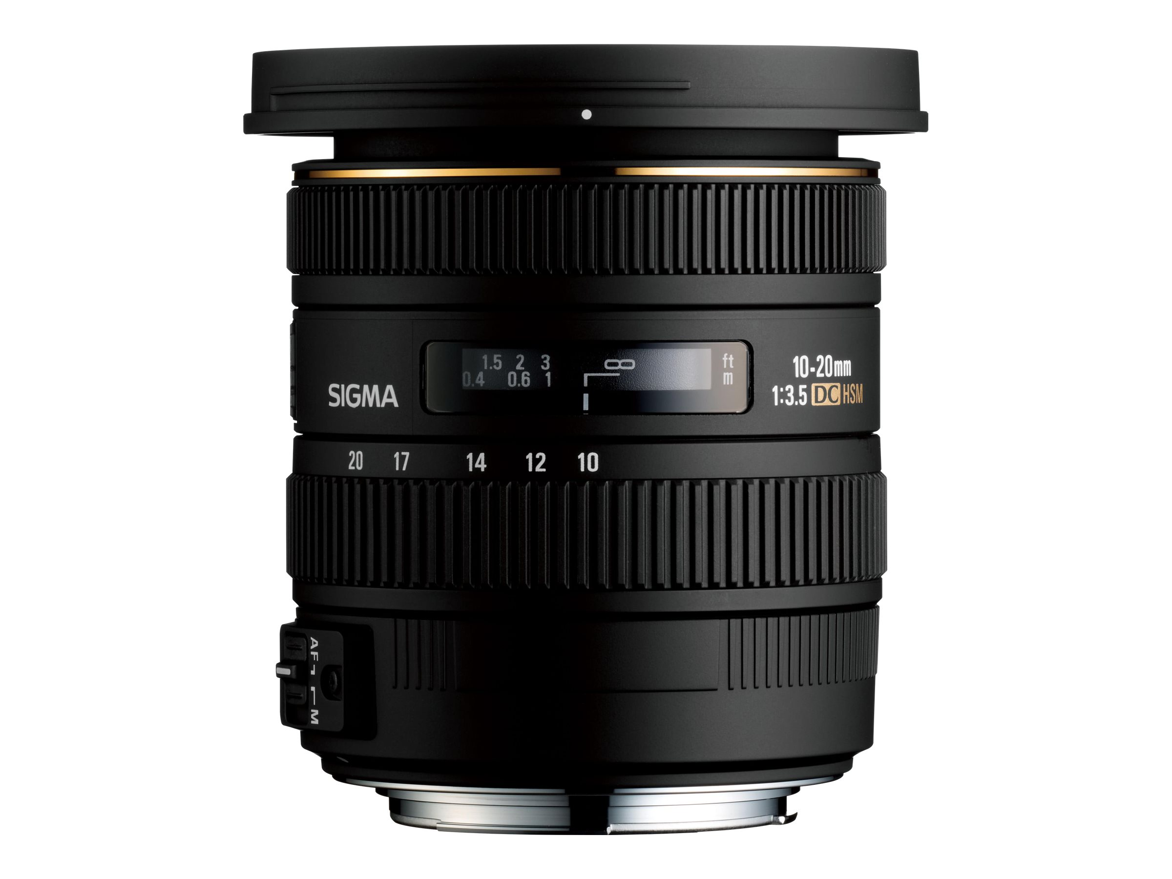 Sigma EX - Weitwinkel-Zoom-Objektiv - 10 mm - 20 mm - f/3.5 DC HSM - Canon EF