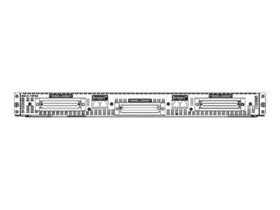 Cisco FXS Double Wide Service Module - Sprach- / Faxmodul - Analogsteckplätze: 72 - für Cisco VG350 Analog Voice Gateway
