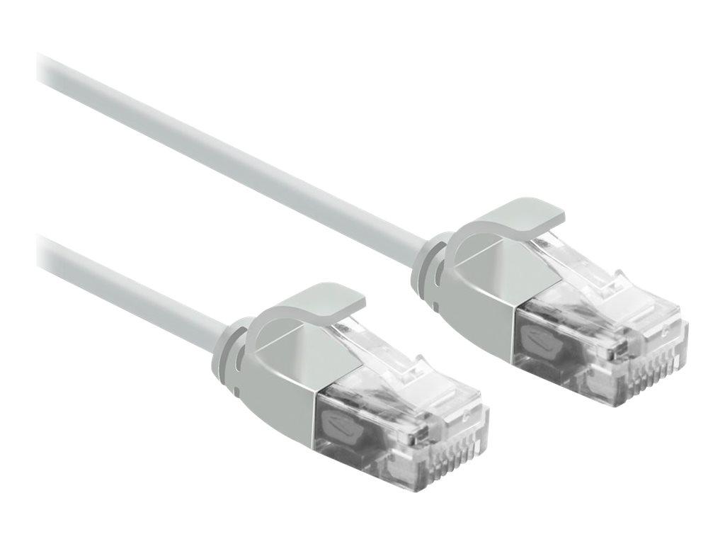 Roline - Patch-Kabel - RJ-45 (M) bis RJ-45 (M) - 1 m - UTP - CAT 6a