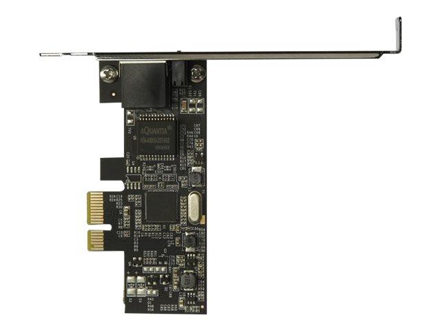 StarTech.com ST2GPEX PCI Express Netzwerkkarte (1 Port,  2.5Gbps 2.5GBASE-T, PCIe LAN Adapter Karte) - Netzwerkadapter - PCIe x4