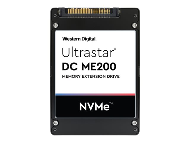 WD Ultrastar DC ME200 Memory Extension Drive - Solid-State-Disk - 4.096 TB - intern - 2.5