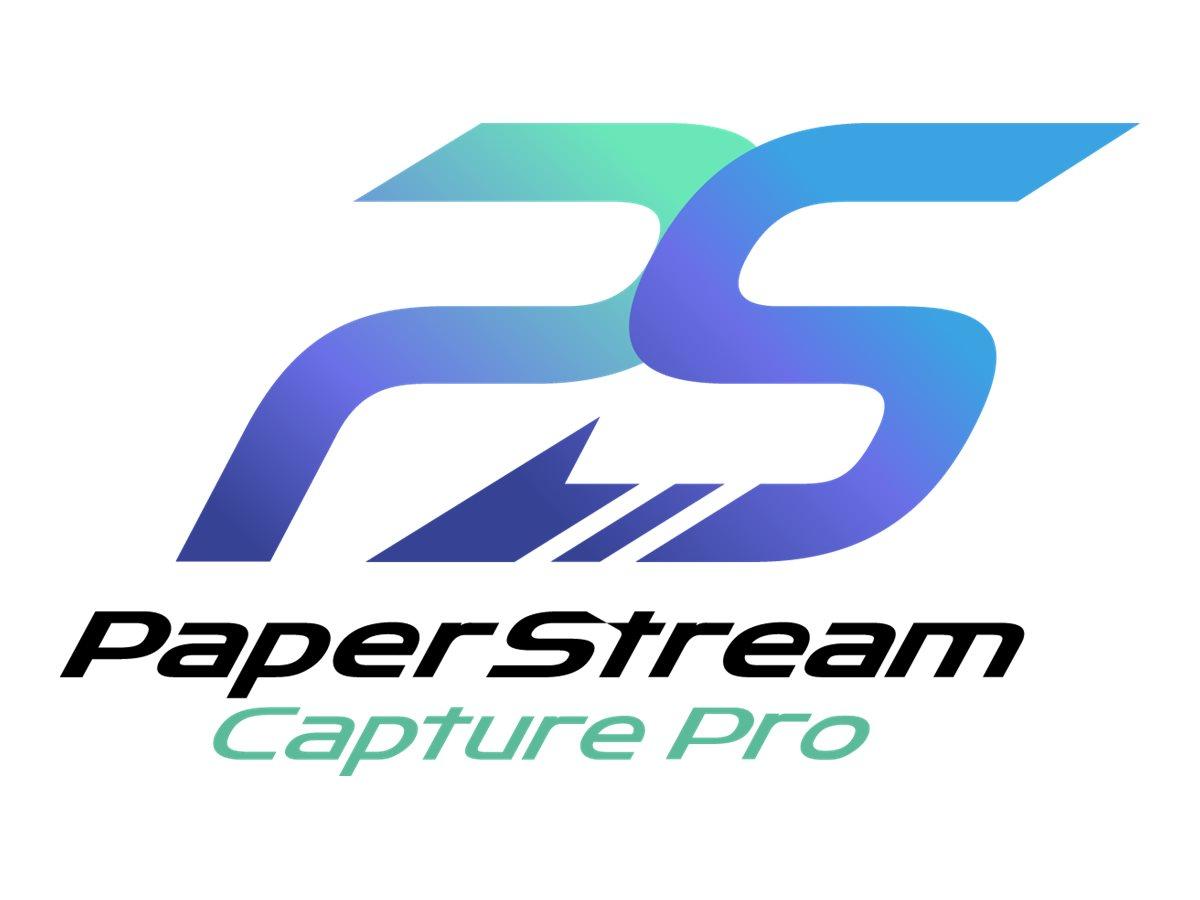PaperStream Capture Pro Scan Station Departmental - Upgrade-Lizenz + 1 Jahr Support und Wartung - Upgrade von PaperStream Captur