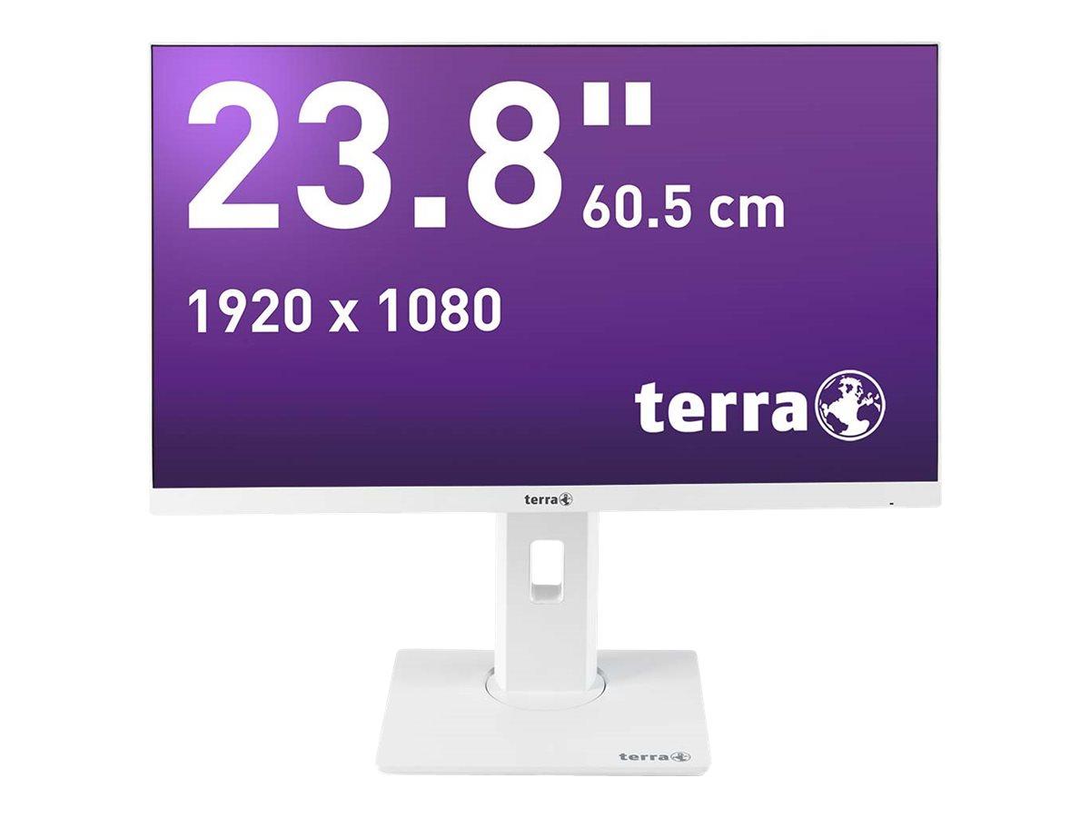 Wortmann TERRA 2463W - GREENLINE PLUS - LED-Monitor - 60.5 cm (23.8