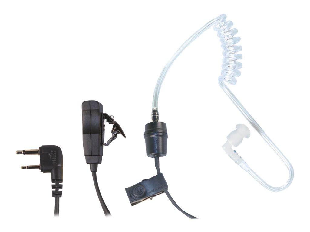 Albrecht AE 31 CL2 - Headset - im Ohr - kabelgebunden