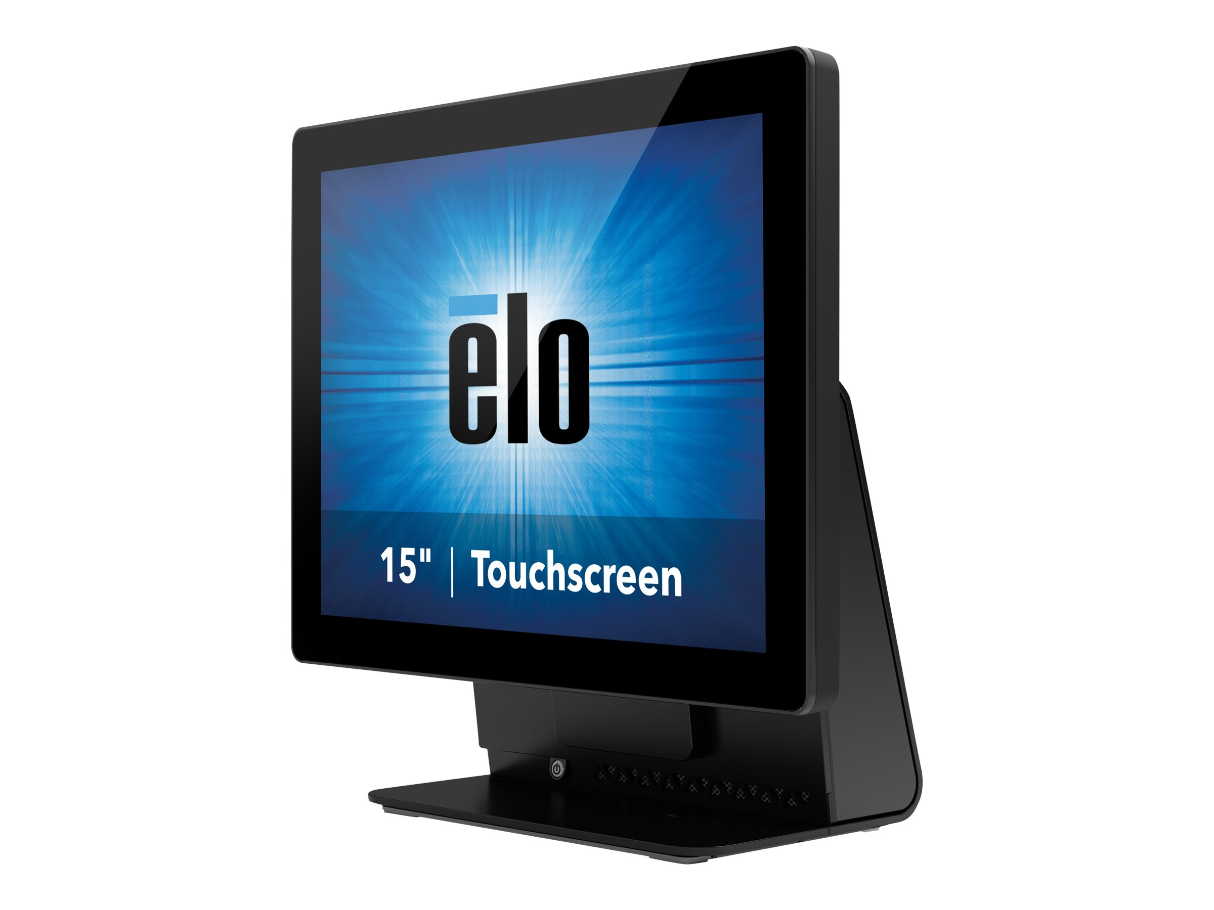 Elo Touchcomputer 15E3 - Kiosk - 1 x Celeron J1900 / 2 GHz - RAM 4 GB - SSD 128 GB - HD Graphics