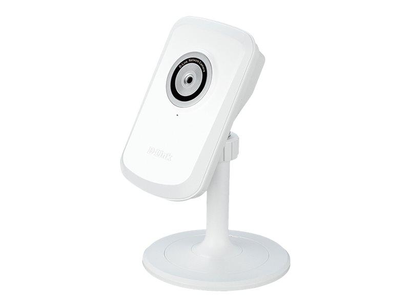 D-Link DCS 932L mydlink-enabled Wireless N IR Home Network Camera - Netzwerk-Überwachungskamera - Farbe (Tag&Nacht) - 640 x 480