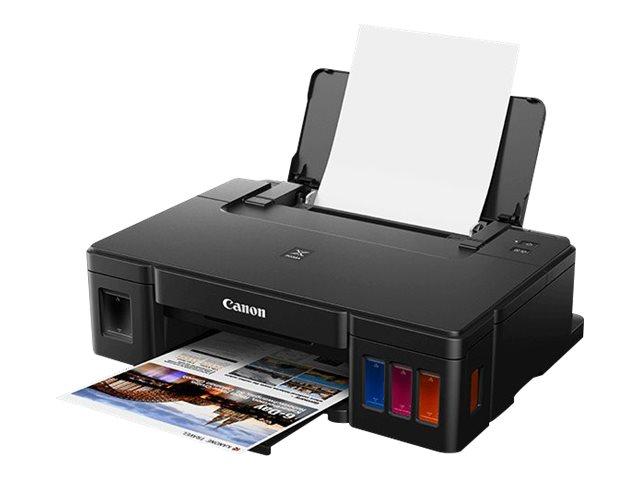 Canon PIXMA G1501 - Drucker - Farbe - Tintenstrahl - A4/Legal - bis zu 8.8 ipm (einfarbig)/ bis zu 5 ipm (Farbe)