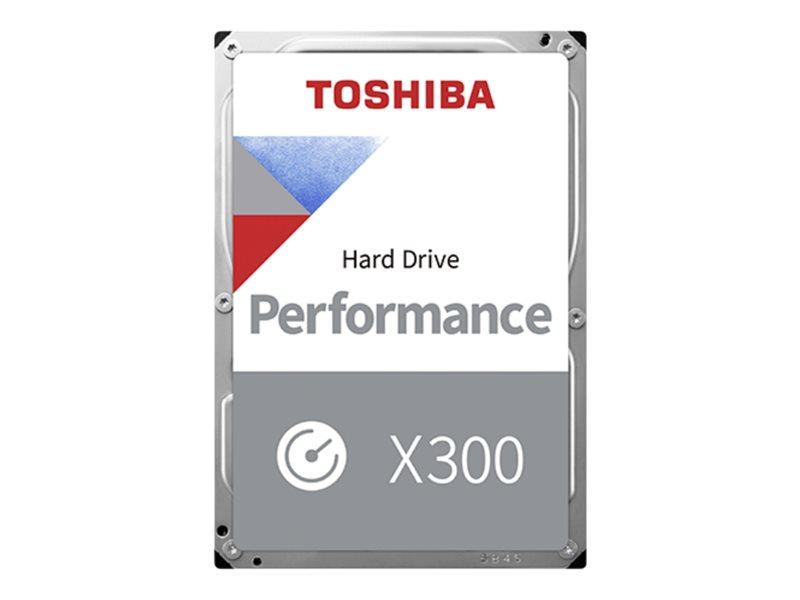 Toshiba X300 Performance - Festplatte - 6 TB - intern - 3.5