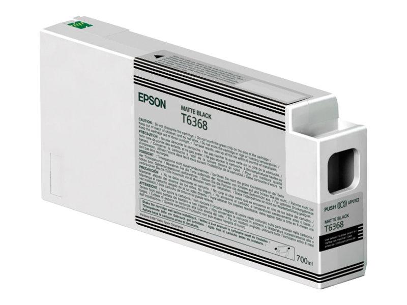 Epson UltraChrome HDR - 700 ml - mattschwarz - Original - Tintenpatrone - für Stylus Pro 7700, Pro 7890, Pro 7900, Pro 9700, Pro