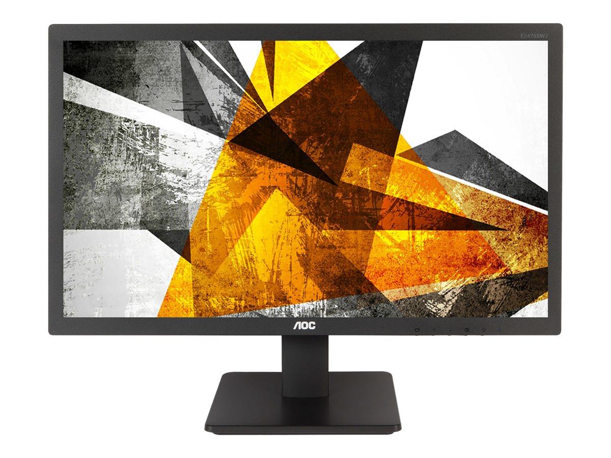 AOC E2475SWJ - LED-Monitor - 61 cm (24