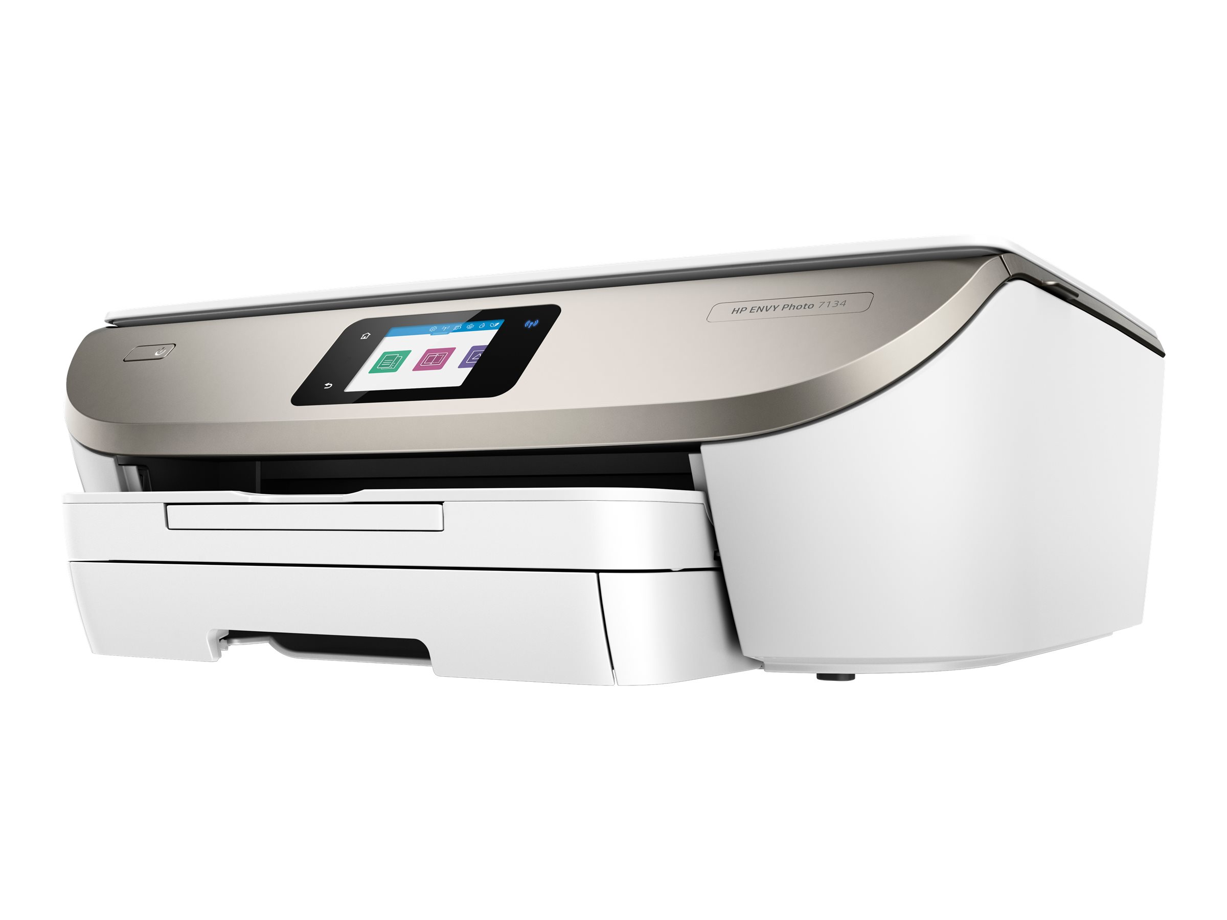 HP Envy Photo 7134 All-in-One - Multifunktionsdrucker - Farbe - Tintenstrahl - 216 x 297 mm (Original) - A4/Legal (Medien)