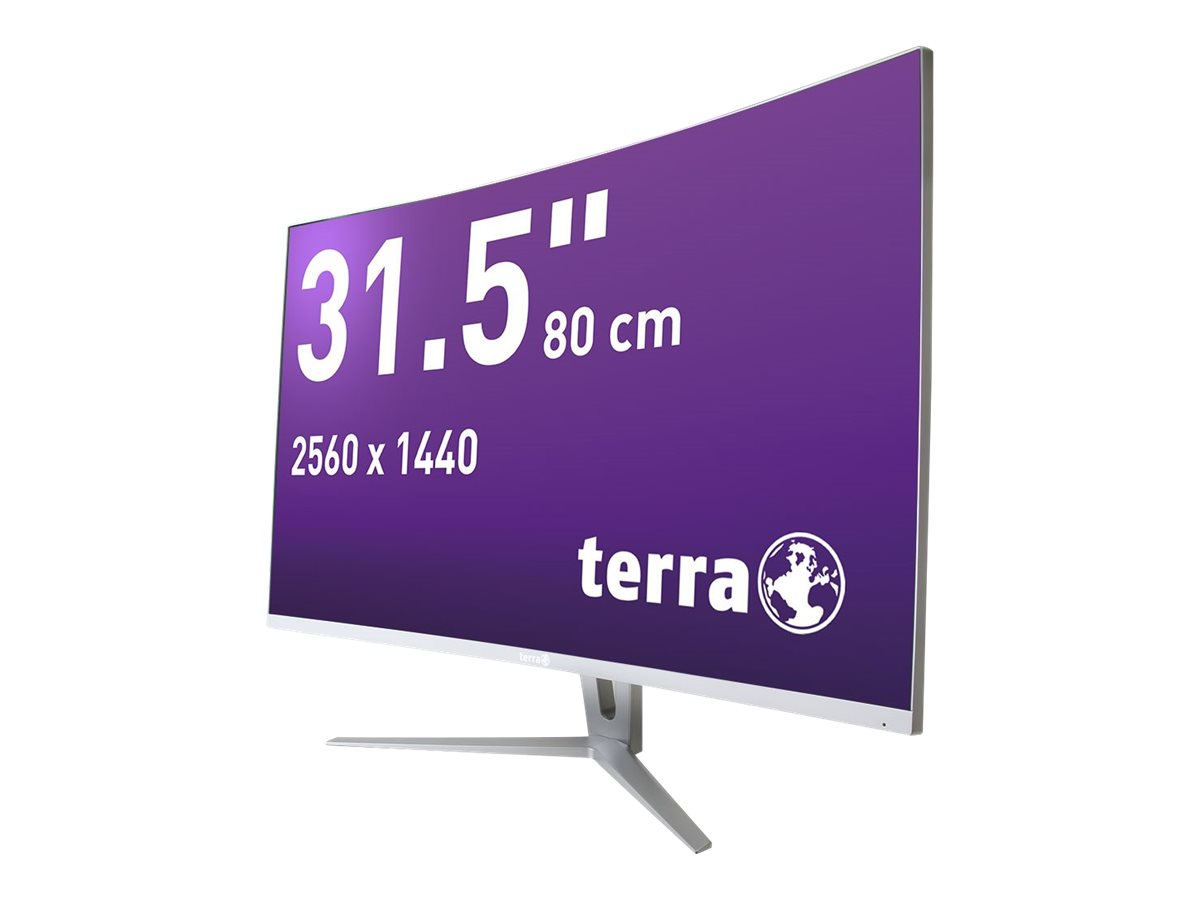 Wortmann TERRA LED 3280W - LED-Monitor - gebogen - 81.3 cm (32