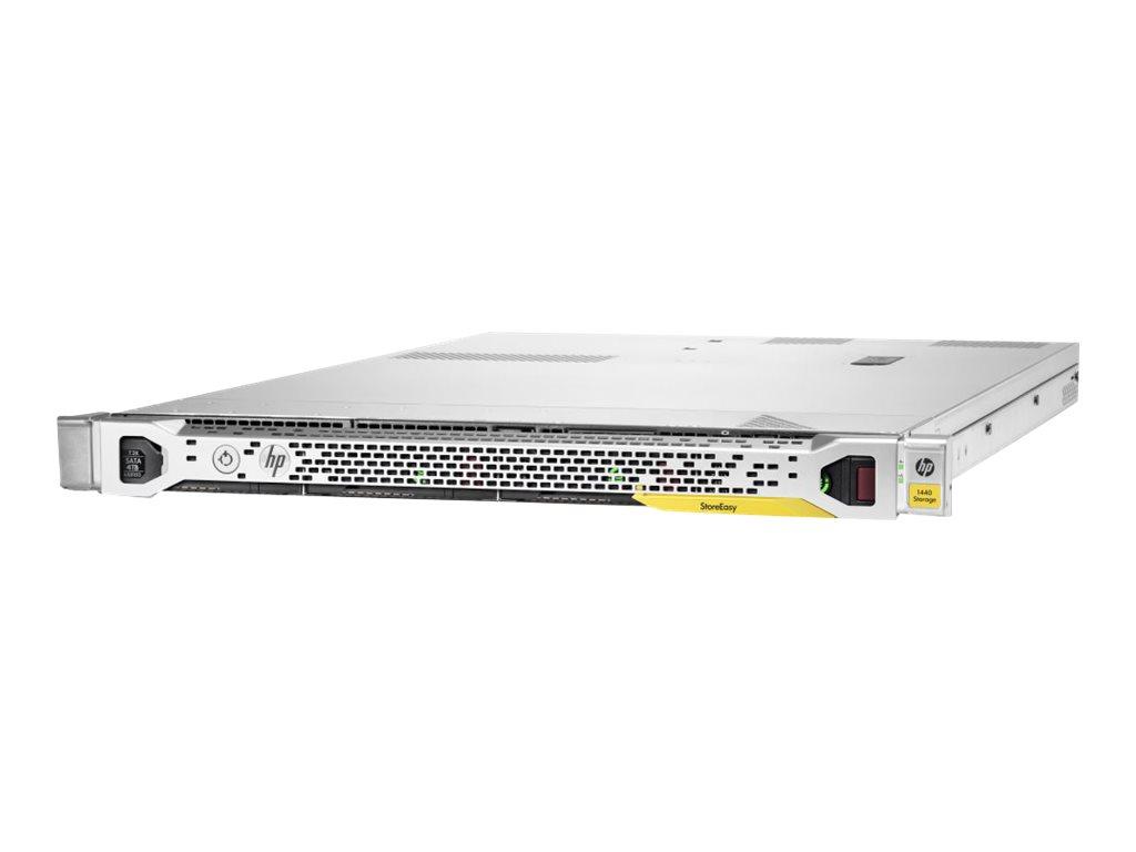 HPE StoreEasy 1440 - NAS-Server - 4 Schächte - 12 TB - Rack - einbaufähig