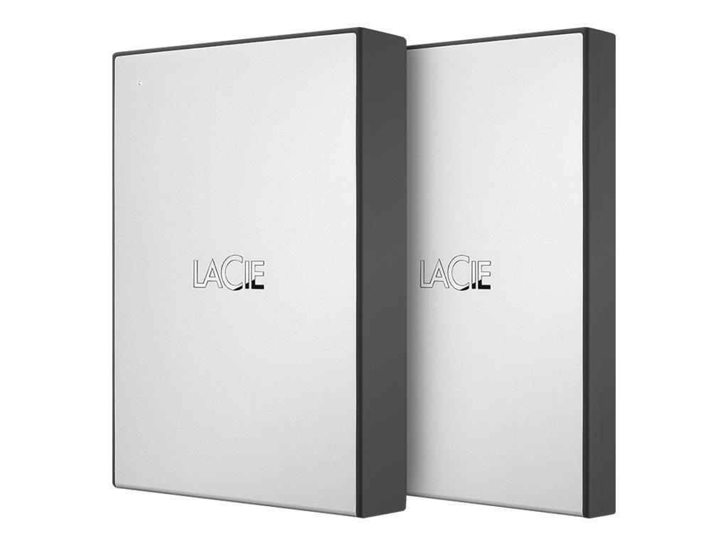 LaCie USB 3.0 Drive STHY4000800 - Festplatte - 4 TB - extern (tragbar) - USB 3.0