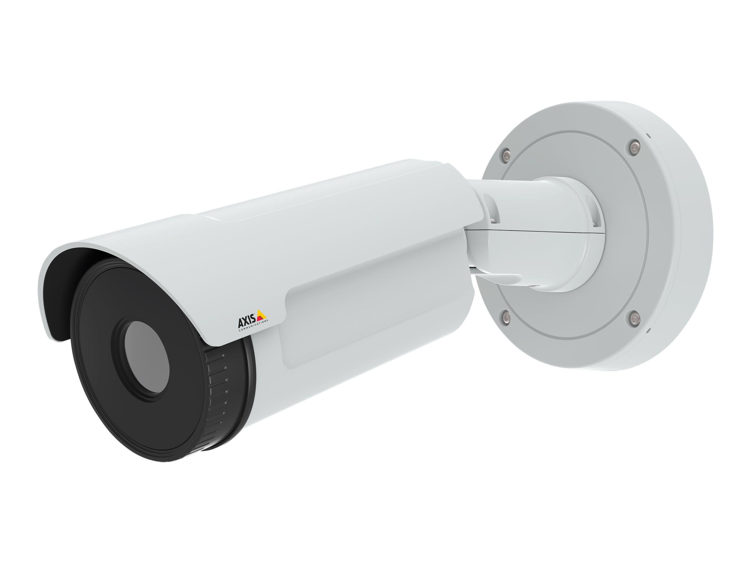 AXIS Q2901-E Temperature Alarm Camera (19mm) - Thermo-Netzwerkkamera - Aussenbereich - Farbe (Tag&Nacht) - 336 x 256 - feste Bre