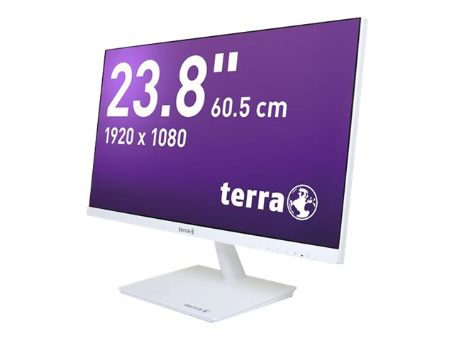 Wortmann TERRA LED 2464W - GREENLINE PLUS - LED-Monitor - 60.5 cm (23.8