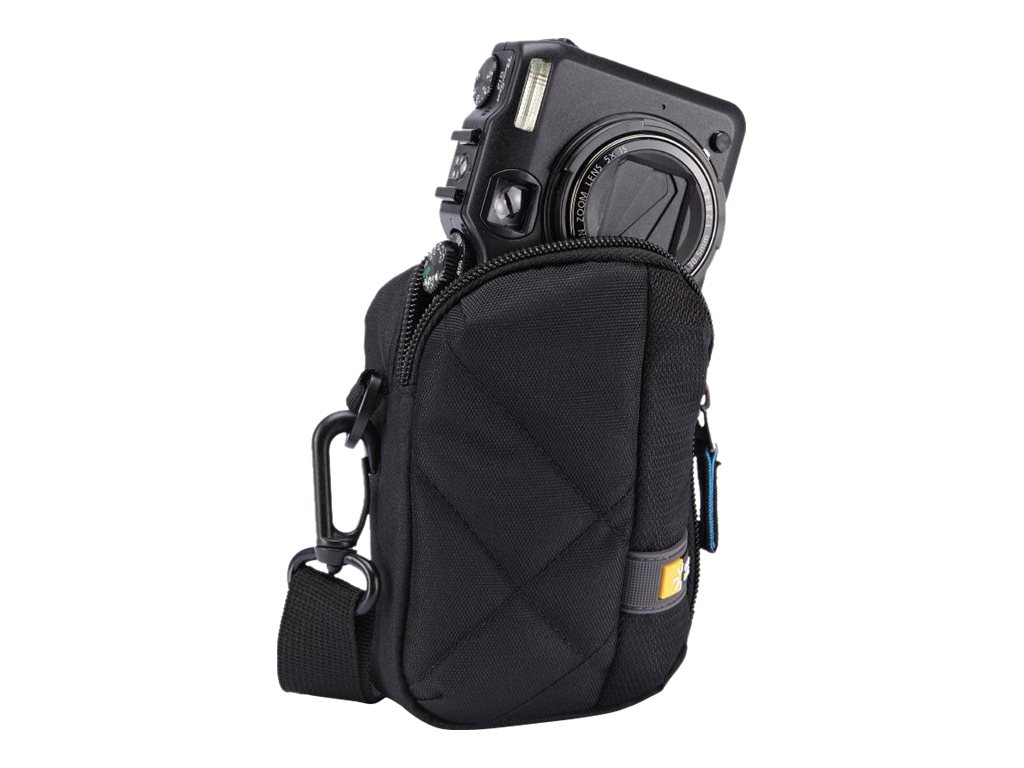 Case Logic Medium Camera Case - Tasche für Kamera - Polyester - Schwarz